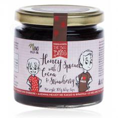 [비브로스] 초콜릿 꿀(잼) 딸기 이미지