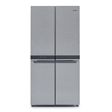 [월풀] 믿을 수 있는 브랜드 월풀!! 6th Sense 세미빌트인4도어 냉장고(600L) 6WQN1SS